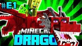Das ULTIMATIVE DRAGON EVENT!! - Minecraft Dragon #E1 [Deutsch/HD]