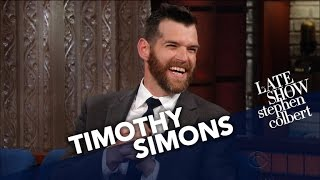 Timothy Simons Has Endured A Lot From The