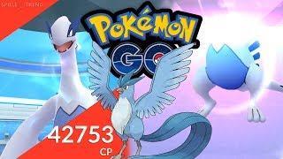 Lugia & Arktos im Spiel, ALLE Boni im Legendary-Event | Pokémon GO Deutsch #363