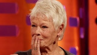 Dame Judi Dench goes clubbing - The Graham Norton Show: Episode 4 Preview - BBC One