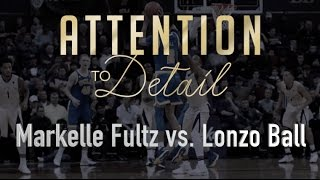 Lonzo Ball vs. Markelle Fultz: Who