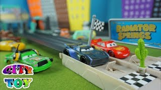 CARS 3 🚗 CARRERAS con coches de la Película Cap.2