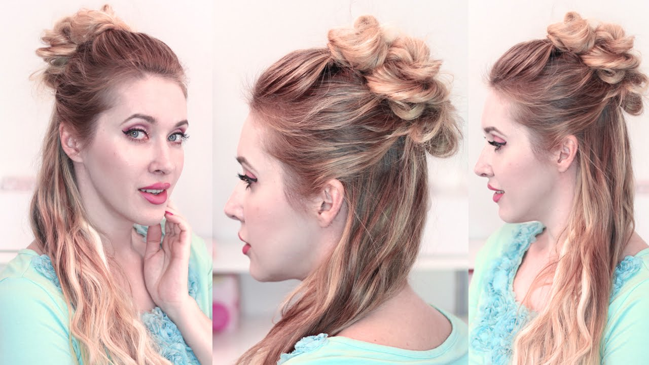 Прически на короткие волосы девочке на праздник