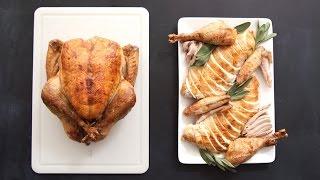 How To Carve A Turkey Like A Pro