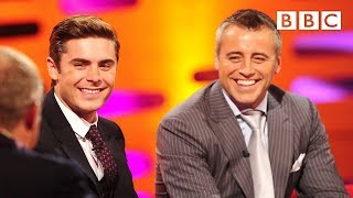 Zac Efron and Matt Le Blanc on Being Recognised by Fans - The Graham Norton Show - S11 E3 - BBC One