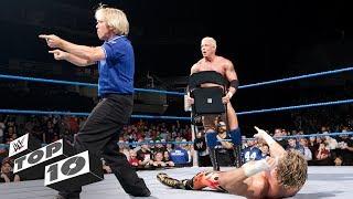 Creative cheaters - WWE Top 10