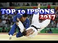 TOP 10 IPPONS 2017|THIS IS JUDO 2017|HIG...