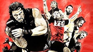 Ready for the Royal Rumble - Canvas 2 Canvas