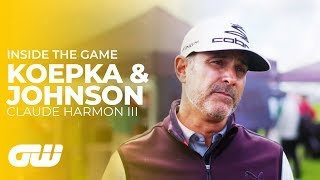 Claude Harmon III on Dustin Johnson and Brooks Koepka