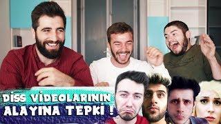 DİSS VİDEOLARININ ALAYINA TEPKİ! (ENES BATUR