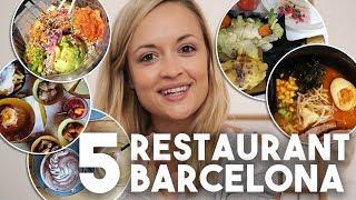 TOP 5 Restaurant Barcelona I Glutenfrei & Instagramtauglich I Mellis Blog