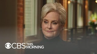 "Cindy McCain: John McCain would be ""terribly frustrated"" with political discourse today"
