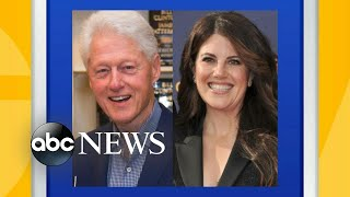 Hillary Clinton speaks out on Monica Lewinsky