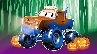 Rocky ist eine MUMIE ! 💀 🎃 Halloween in Car City 👻 Cartoons für Kinder