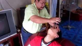 Orang Singapura berubat dengan Pak Teh (Bomoh Di Raja Kedah)