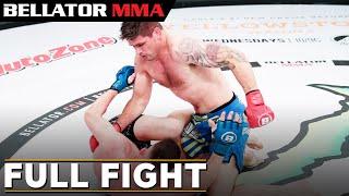 "Full Fight   John ""Johnny Jitzu"" Redmond vs. Kevin Fryer - #Bellator223"