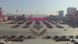 N. Korea military parade
