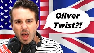 Americans Respond To Questions From Brits