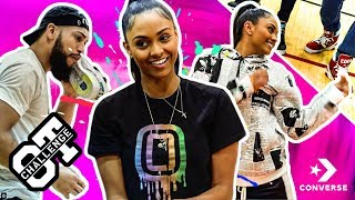 Brittney Elena MILLY ROCKS & Dances On Larry In The OVERTIME CHALLENGE! Funniest Episode EVER 😂