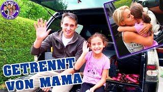 GETRENNT VON MAMA AM ERSTEN FERIENTAG | Vlog #107 Our life FAMILY FUN