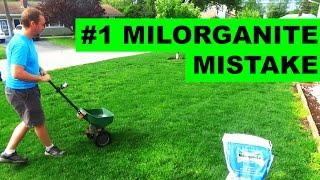 The Milorganite Mistake Many People are Making