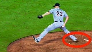 MLB Worst Balks (HD)