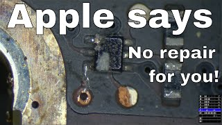 Apple uses spite to force planned obsolescence.