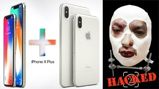 iPhone X Plus Rumors, Face ID Hacked, X Giveaway & More Apple News!
