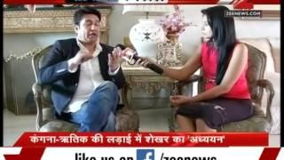 Watch: What Shekhar Suman has to say about Kangana Ranaut!