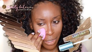 Not What I Expected?! Beauty Bakerie Concealers! | Jackie Aina