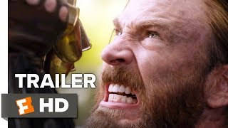 Avengers: Infinity War Trailer #2 (2018)   Movieclips Trailers