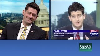 Interview with Speaker Paul Ryan (C-SPAN)