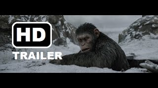War for the Planet of the Apes Trailer #4 (2017)  | iWeb Trailers