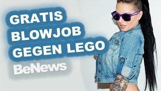Schockierende Schul-Werbung - Pornostar bläst für Lego - BeNews #16