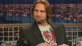 Josh Holloway on Conan O