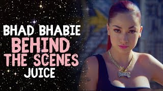 "BHAD BHABIE feat. YG ""Juice"" BTS Music Video | Danielle Bregoli"
