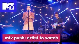Bishop Briggs On Writing 'River' And Finding Her Sound | MTV Push: Artist to Watch