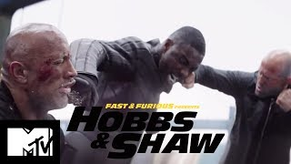 Fast & Furious: Hobbs & Shaw Trailer 2 | MTV Movies