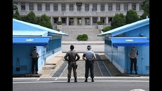 South Korea Military Blocks Soldiers