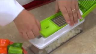 ALL IN ONE DICER VEGETABLE FRUIT SLICER CUTTER