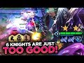 6 KNIGHTS ARE JUST WAY TOO GOOD! I AM AD...mp3