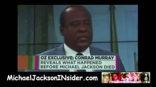 Dr. Murray said Dead Body Not Michael Jackson