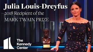 Julia Louis-Dreyfus Acceptance Speech | 2018 Mark Twain Prize