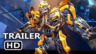 TRANSFORMERS 5 Official BLOOPERS ! (2017) Optimus, Bumblebee Funny Scene Movie HD