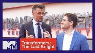 Josh Duhamel on His 10 Years w/ the Transformers Franchise | MTV
