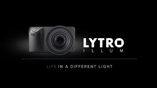 LYTRO ILLUM: In the Hands of 5 Leading Visual Storytellers