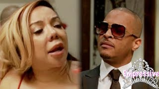 "Tiny puts T.I. on blast ""You slept with my employee!"" (TEA Spilled)"