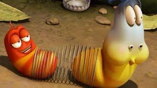 LARVA - SPRING   Cartoons For Children   Larva Full Movie   Larva Cartoon   LARVA Official