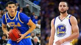 Steph Curry FINALLY Responds to the Lonzo Ball Hype