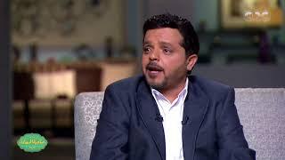 صاحبة السعادة   محمد هنيدي : اترفدت من كلية حقوق.. واتطردت من معهد التمثيل بسبب خالد الصاوي